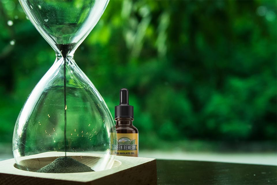 How Long Does It Take for CBD Oil to Be Effective?