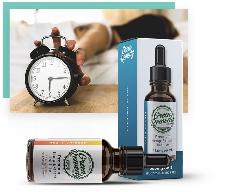 Green Remedy Morning Blend CBD Hemp Products