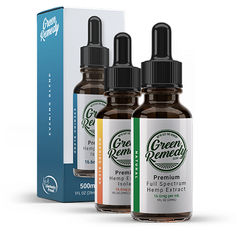 What is CBD? Shop Green Remedy Now!