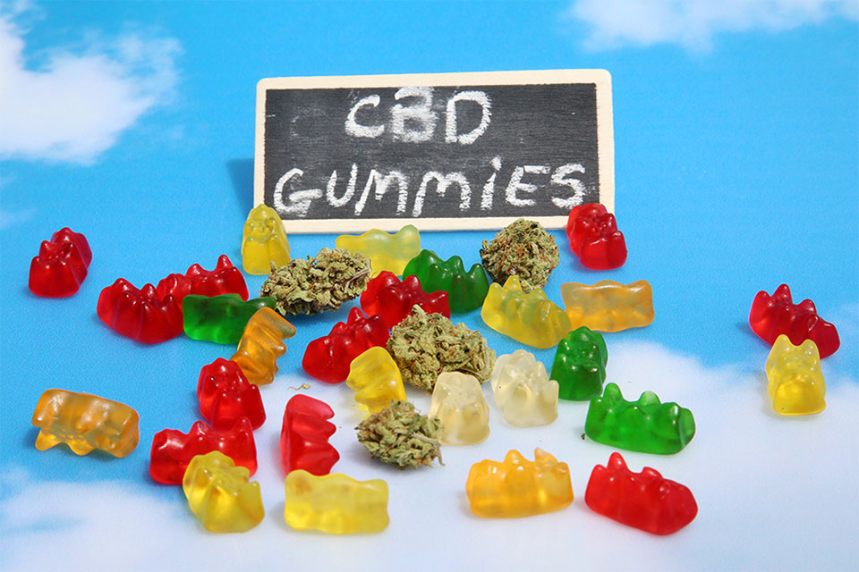 CBD Gummies by Green Remedy